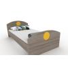 Κρεβάτι μονό PLANET
