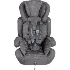 Κάθισμα αυτοκινήτου JOYRIDE grey Kikkaboo