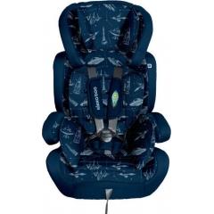 Κάθισμα αυτοκινήτου JOYRIDE blue Kikkaboo
