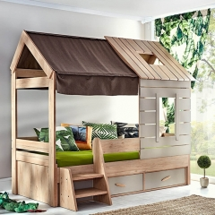 Παιδικό κρεβάτι My House