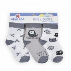 Σετ κάλτσες 3-6m Kikkaboo