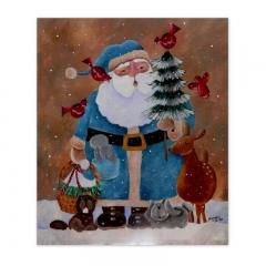 Καμβάς Άγιος Βασίλης