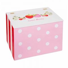 Κουτί με φραουλίτσες